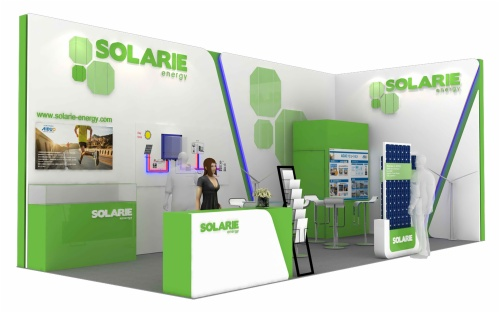 Aiduo and Solarie Energy attending Intersolar Europe 2016